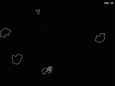 HTML5 Asteroids